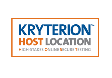 Kryterion host location